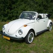 Volkswagen Kever Cabriolet Wit 01