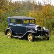 Oude A Ford uit 1931