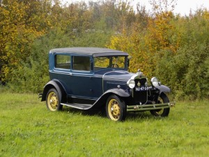 A-Ford 1931