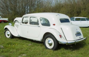 Citroen Traction Verlengd 01