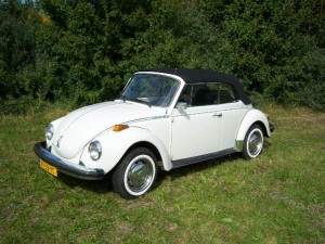 Volkswagen Kever Cabriolet Wit 03